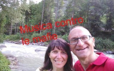 Musica contro le mafie. Se ti piace il brano votami!