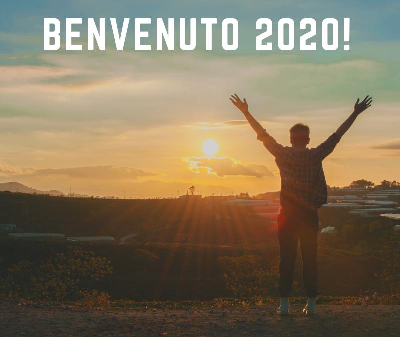 Benvenuto 2020!